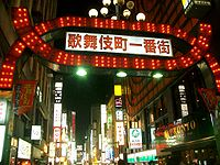 200px-Kabukicho_Gate_at_night