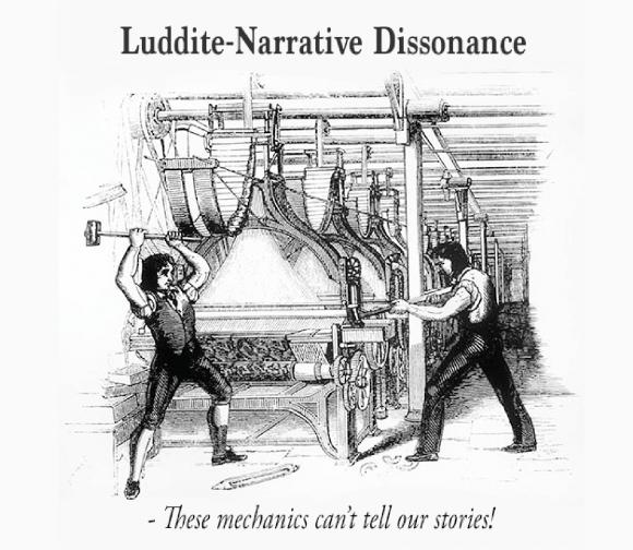 ludonarrativedissonance